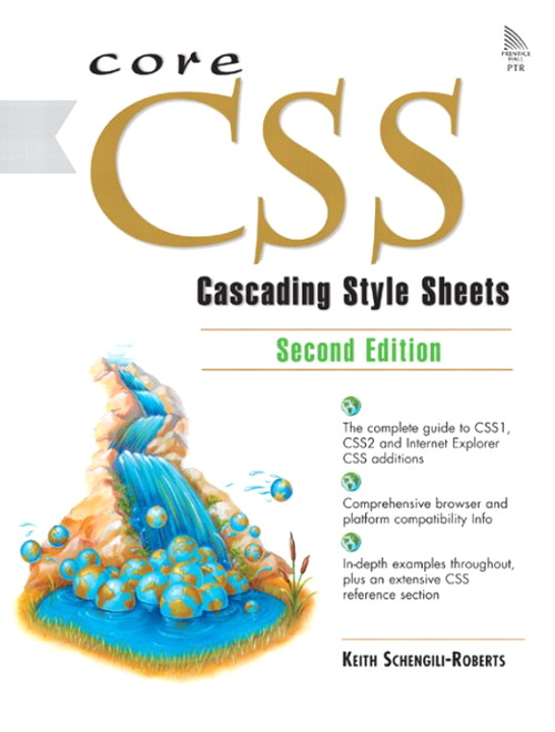 Core CSS, 2nd Edition