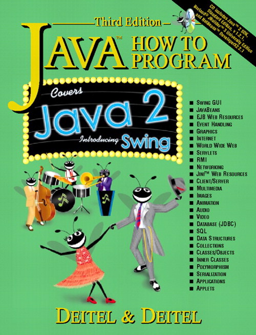 Java How to Program, 3rd Edition