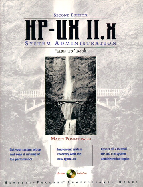 "HP-UX 11.x System Administration ""How To"" Book, 2nd Edition"