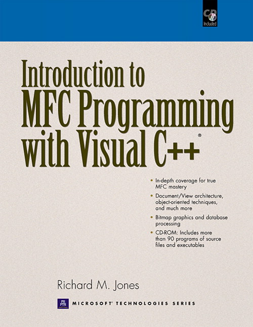 Introduction to MFC Programming with Visual C++