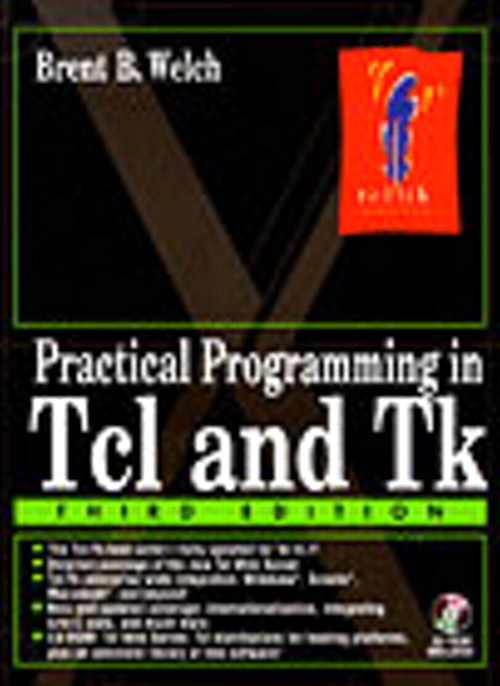 Practical Programming in Tcl and Tk, 3rd Edition