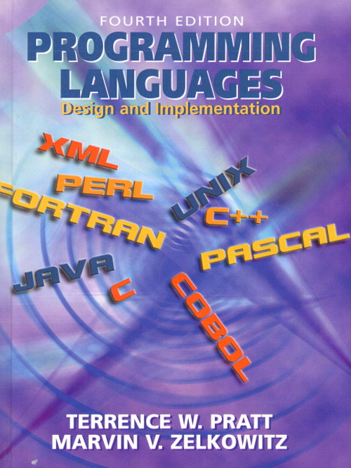 Programming Languages: Design and Implementation, 4th Edition