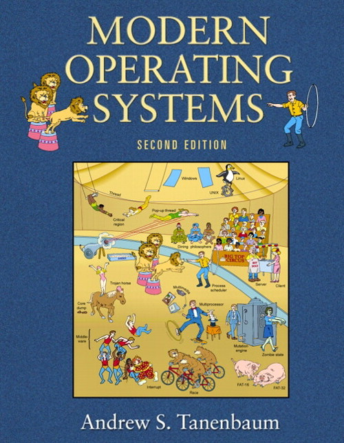 Modern Operating Systems, 2nd Edition