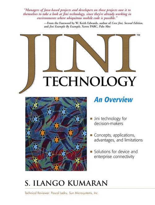 Jini Technology: An Overview