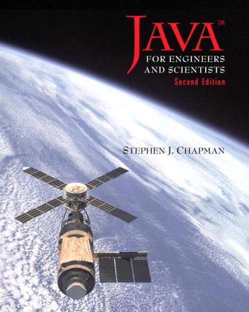 Java for Engineers and Scientists, 2nd Edition