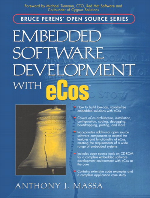 Embedded Software Development with eCos