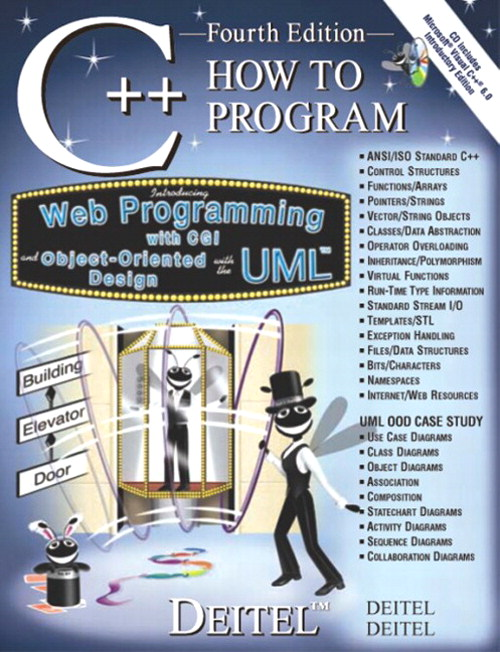 C++ How to Program, 4th Edition
