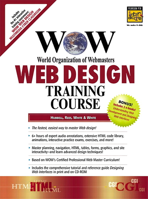 WOW Web Design Training Course
