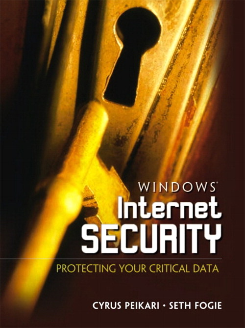 Windows Internet Security: Protecting Your Critical Data