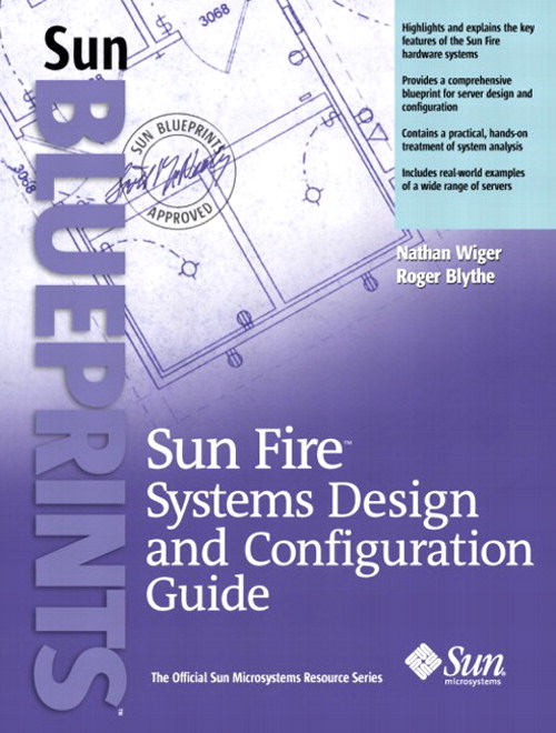 SunFire Systems Design and Configuration Guide
