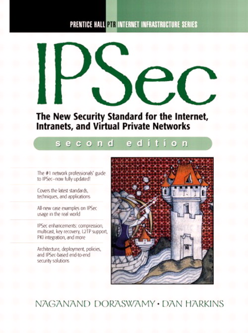 IPSec, 2nd Edition