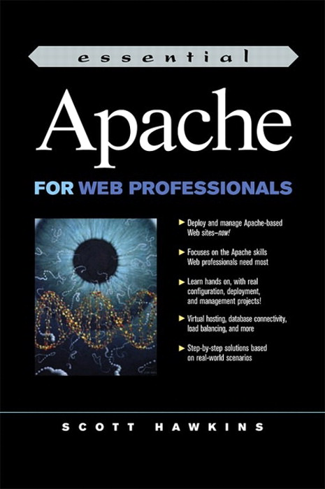Essential Apache for Web Professionals