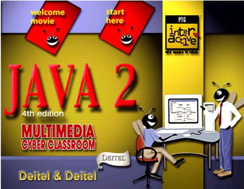 Complete Java 2 Training Course Multimedia Cyberclassroom, 4th Edition