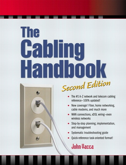 Cabling Handbook, The, 2nd Edition | InformIT