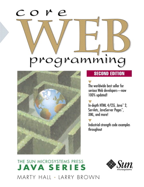 Core Web Programming, 2nd Edition