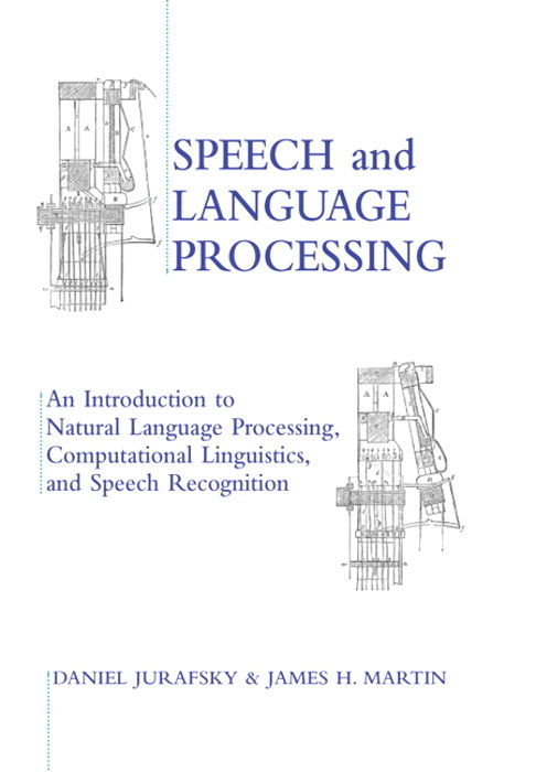 speech and language processing  an introduction to natural