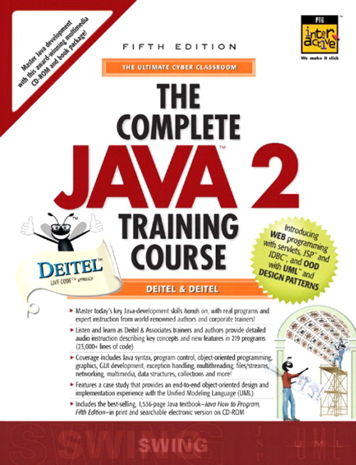 Complete Java Training Course, 5th Edition