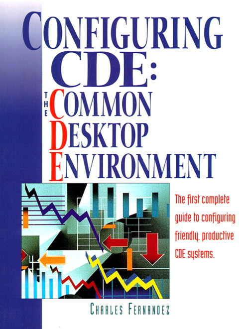 Configuring CDE: The Common Desktop Environment
