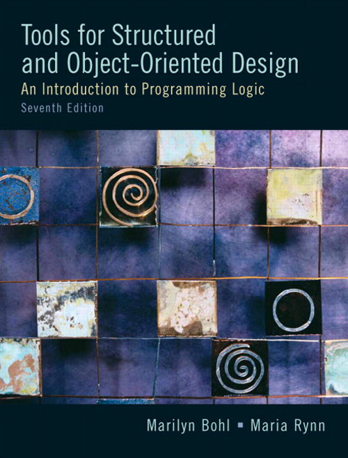 Tools For Structured and Object-Oriented Design, 7th Edition