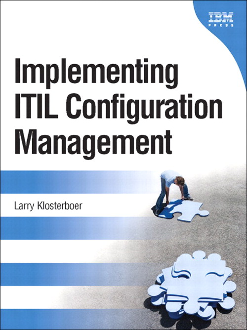 Implementing ITIL Configuration Management (paperback)