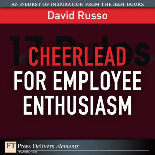 Cheerlead for Employee Enthusiasm