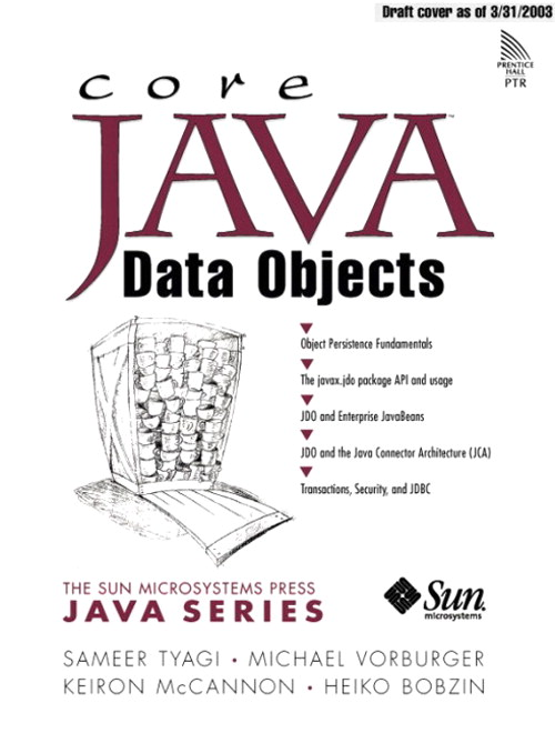 Core Java Data Objects