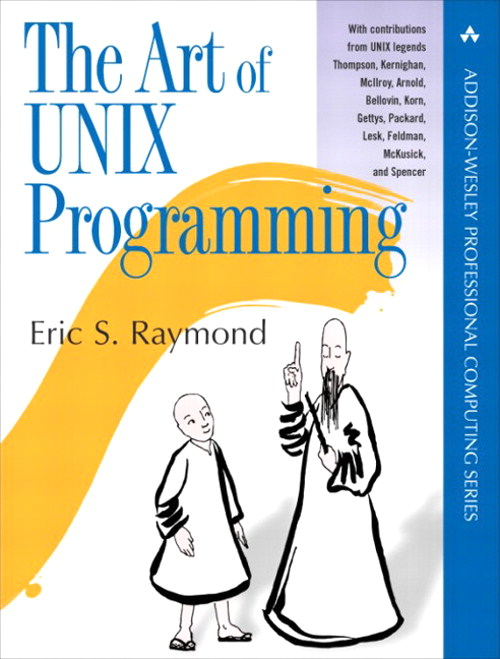 The Art Of UNIX Programming by Eric S. Raymond