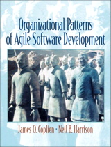 Organization Patterns of Agile Software Development