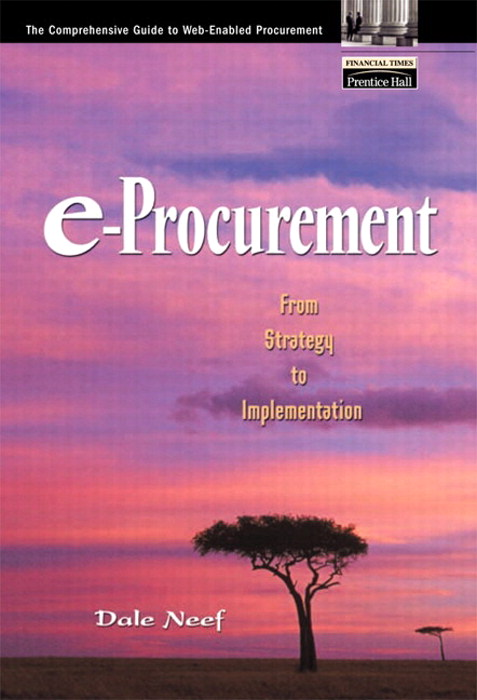 e-Procurement: From Strategy to Implementation