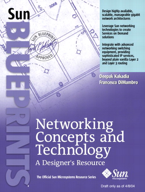 Networking Concepts and Technology: A Designer's Resource