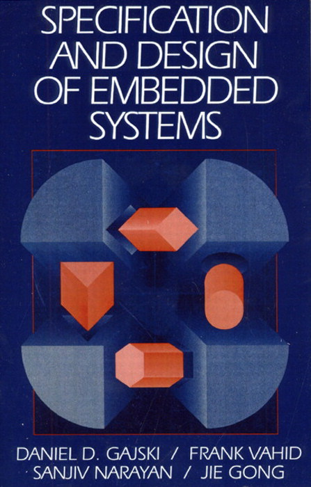 Specification and Design of Embedded Systems