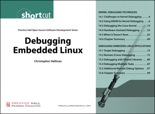 Debugging Embedded Linux (Digital Short Cut)