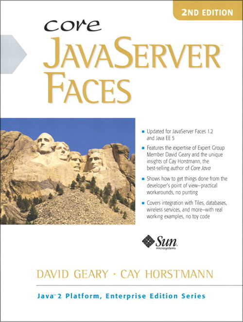 Core JavaServer™ Faces, 2nd Edition
