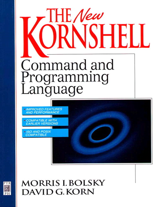 New KornShell Command And Programming Language, The, 2nd Edition