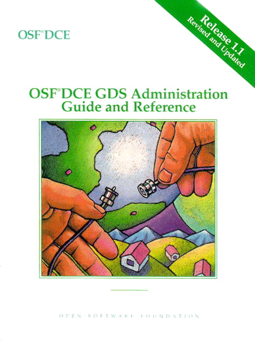 OSF DCE GDS Administration Guide and Reference Release 1.1