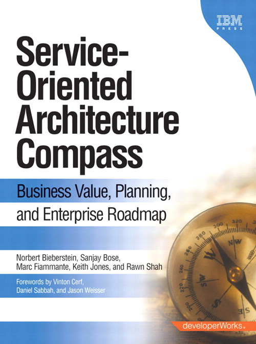 Service-Oriented Architecture (SOA) Compass: Business Value, Planning, and Enterprise Roadmap
