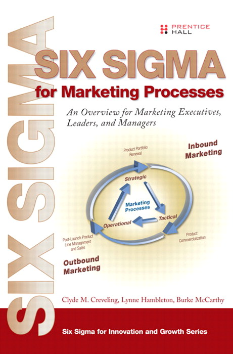 Six Sigma for Marketing Processes: An Overview for Marketing Executives, Leaders, and Managers