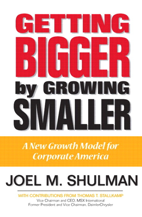 Getting Bigger by Growing Smaller: A New Growth Model for Corporate America, Adobe Reader