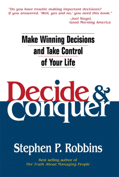 Decide and Conquer: Make Winning Decisions and Take Control of Your Life, Adobe Reader