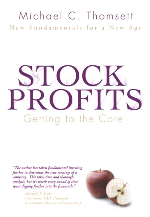 Stock Profits: Getting to the Core--New Fundamentals for a New Age, Adobe Reader