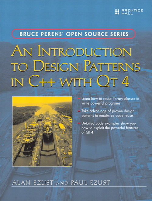 Introduction to Design Patterns in C++ with Qt 4, An
