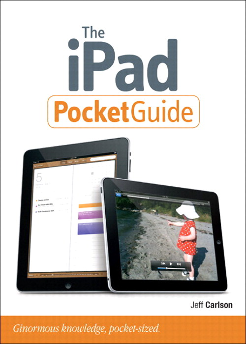 iPad Pocket Guide, The, Portable Documents