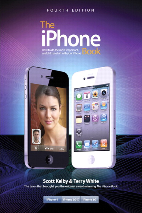 iPhone Book, The, Portable Documents (Covers iPhone 4 and iPhone 3GS), 4th Edition