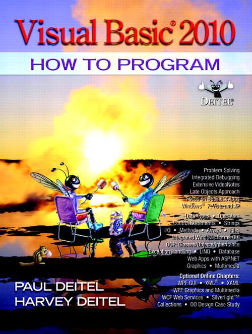 Visual Basic 2010 How To Program 5th Edition Informit