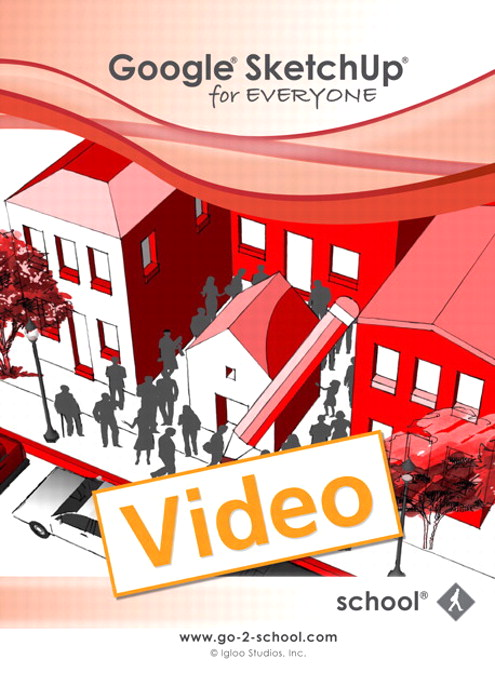 Google SketchUp for Everyone, Streaming Video