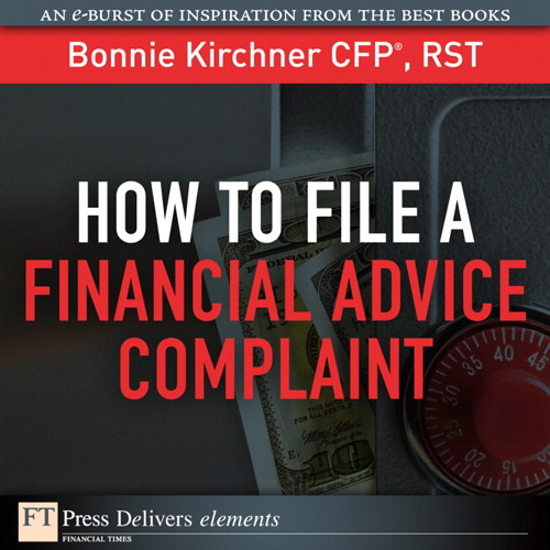 How to File a Financial Advice Complaint