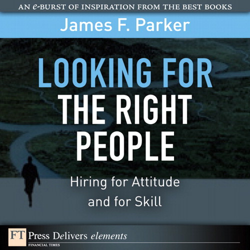 Looking for the Right People