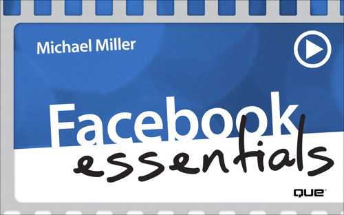 Using the Facebook Home Page, Downloadable Version