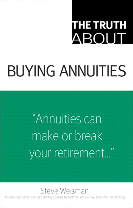 Truth About Buying Annuities, The