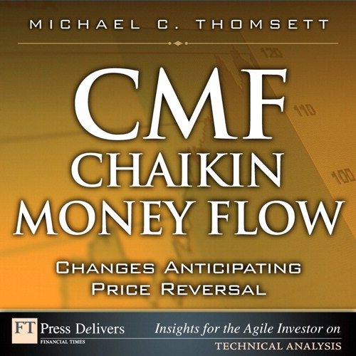 CMF--Chaikin Money Flow: Changes Anticipating Price Reversal